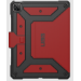 "Urban Armor Gear 122946119393 funda para tablet 32,8 cm (12.9"") Folio Negro, Rojo"