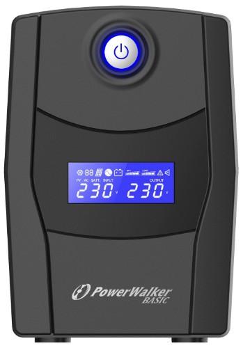 PowerWalker VI 800 STL Line-Interactive 800 VA 480 W 2 AC outlet(s)