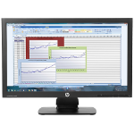 HP ProDisplay P222va 21.5-inch Monitor - K7X30AT#ABU