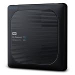 Western Digital My Passport Wireless Pro Micro-USB B 3.0 (3.1 Gen 1) Wi-Fi 1000GB Black