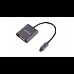 LMP USB-C to DVI USB graphics adapter Grau