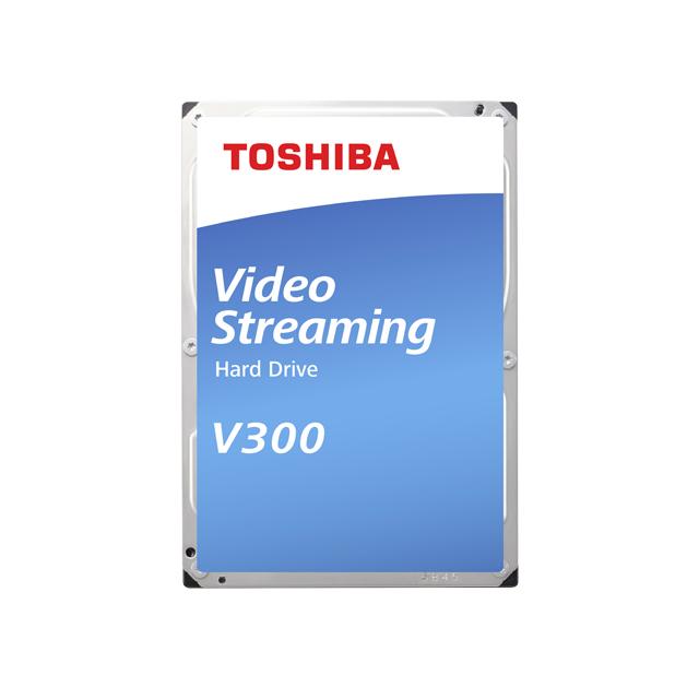 "Toshiba VideoStream V300 Bulk 3.5"" 1000 GB Serial ATA III"