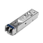 StarTech.com Gigabit glasvezel 1000Base-LX SFP ontvanger module Cisco Meraki MA-SFP-1GB-LX10 compatibel SM LC 10 km