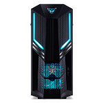 Acer Predator 600 I9400 Intel® 8ste generatie Core™ i7 i7-8700 8 GB DDR4-SDRAM 1256 GB HDD+SSD Zwart, Blauw Toren PC