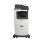 Lexmark MX811dxme 1200 x 1200DPI Laser A4 60ppm Black,Grey multifunctional