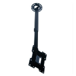 Peerless PC932C Black flat panel ceiling mount