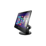 "Lenovo ThinkCentre E93z 3.2GHz i7-4790S 21.5"" 1920 x 1080pixels Touchscreen Black All-in-One PC"