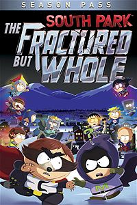 Microsoft South Park: The Fractured but Whole - Season Pass, Xbox One Video game add-on