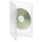 Ednet 3 DVD Single Box 1 discs Transparent
