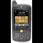 "Zebra MC65 3.5"" 640 x 480pixels Touchscreen 359g Black handheld mobile computer"