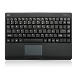 Adesso Wireless Mini Touchpad Keyboard