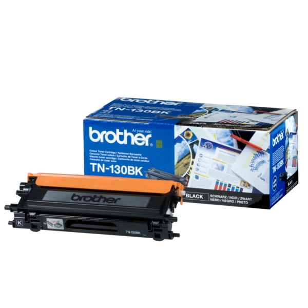 Brother TN-130BK Toner black, 2.5K pages