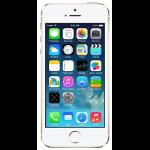 "Apple iPhone 5S 10.2 cm (4"") 16 GB Single SIM 4G Gold iOS 7"