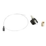 Black Box PP-ST-625MM-6PAK fiber optic adapter Beige 6 pc(s)