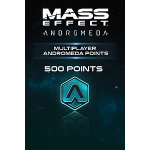 Microsoft 500 Mass Effect: Andromeda Points, Xbox One