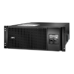 APC Smart-UPS On-Line Double-conversion (Online) 6000VA 10AC outlet(s) Rackmount Black uninterruptible power supply (UPS)