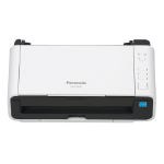 Panasonic KV-S1015C ADF scanner Black,White A4