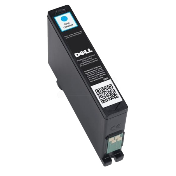 DELL 592-11808 (DG83C) Ink cartridge cyan, 200 pages