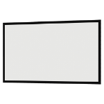 Da-Lite NSH73X116 projection screen material Front Indoor Vinyl Black,White