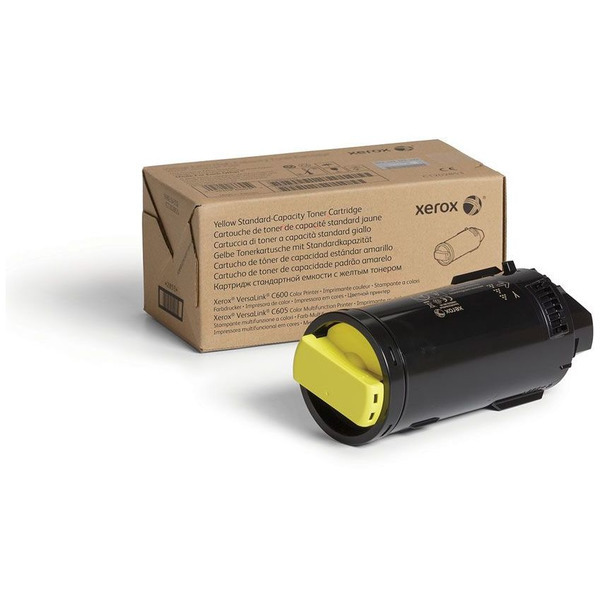 Xerox 106R03922 Toner yellow, 16.8K pages