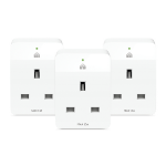 Kasa Smart Wi-Fi Plug Slim (3-Pack)