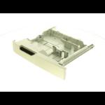 HP 500-sheet paper input tray