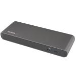 StarTech.com Replicador de Puertos Thunderbolt 3 con Salida 4K Doble para Laptop - Windows Solamente