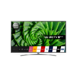 "LG 75UN81006LB TV 190.5 cm (75"") 4K Ultra HD Smart TV Wi-Fi Silver"