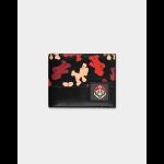 Nintendo Super Mario wallet Male Black