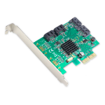 SYBA SI-PEX40057 interface cards/adapter SATA Internal