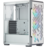 Corsair iCUE 220T RGB Airflow Midi Tower White