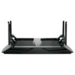 Netgear Nighthawk X6 AC3200 wireless router Tri-band (2.4 GHz / 5 GHz / 5 GHz) Gigabit Ethernet Black