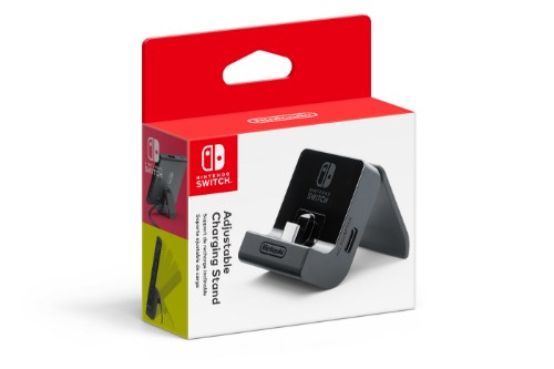 Nintendo Adjustable Charging Stand, Switch Charging system