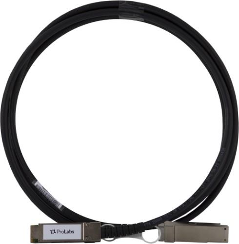 ProLabs JG327A-C 3m QSFP QSFP Black InfiniBand cable