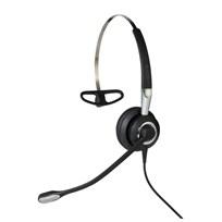 Jabra Biz 2400 II QD Mono UNC 3 in 1 Monaural Ear-hook, Head-band, Neck-band Black, Silver headset