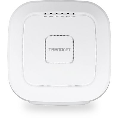 Trendnet TEW-826DAP WLAN access point 867 Mbit/s Power over Ethernet (PoE) White