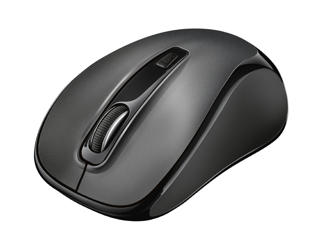 Trust Siero Silent mouse RF Wireless Optical 2400 DPI Ambidextrous