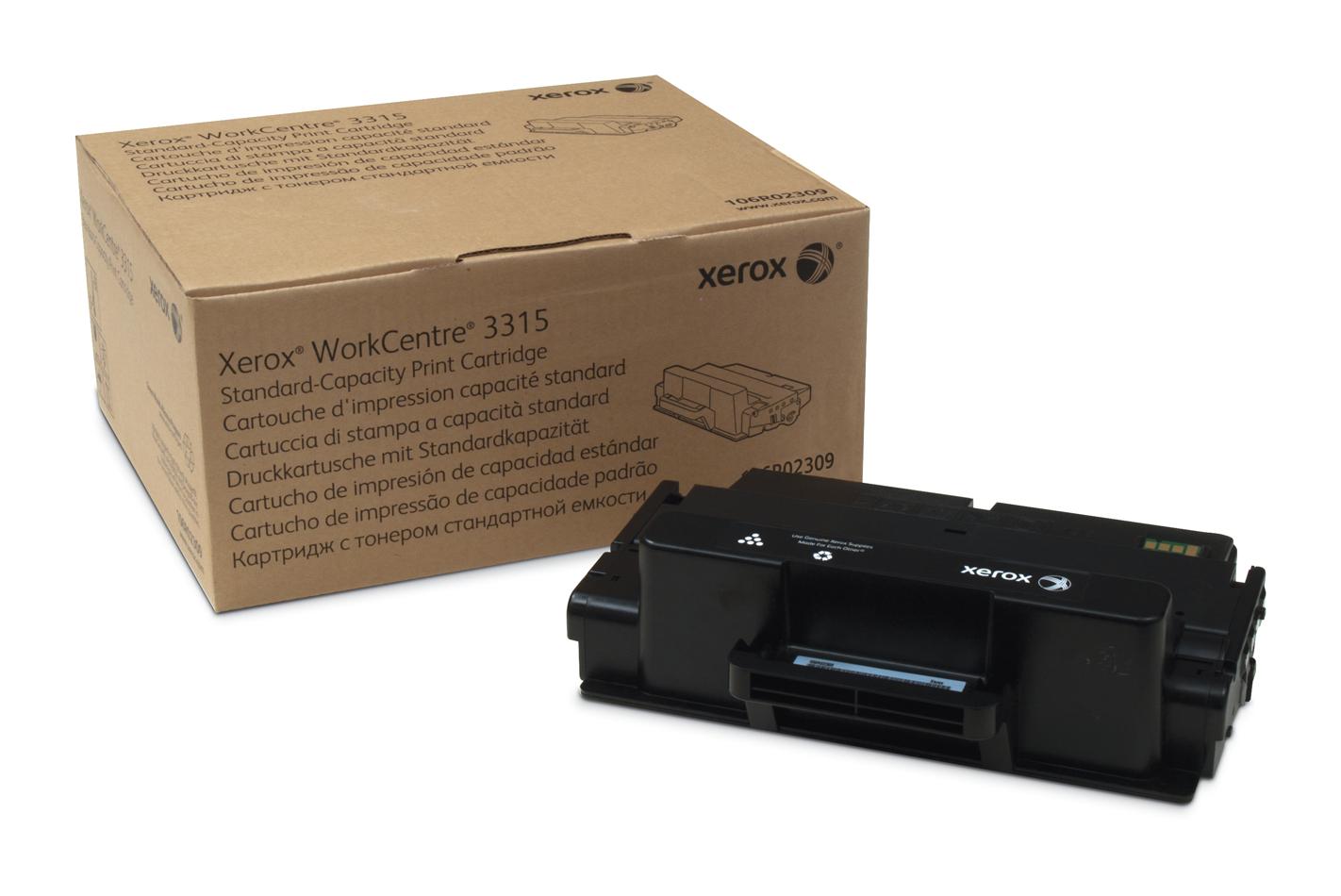 Xerox WorkCentre 3315 Cartucho de impresión de capacidad normal (2.300 páginas)