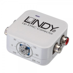 Lindy Lip Sync-Box audio converter White