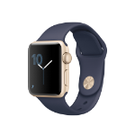 Apple Watch Series 1 OLED 25g Gold smartwatch