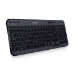 Logitech K360 IT teclado RF inalámbrico QWERTY Italiano Negro