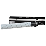 Lexmark 54G0H00 Toner black, 32.5K pages @ 5% coverage