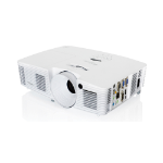 Optoma W402 Portable projector 4500ANSI lumens DLP WXGA (1280x800) 3D White data projector
