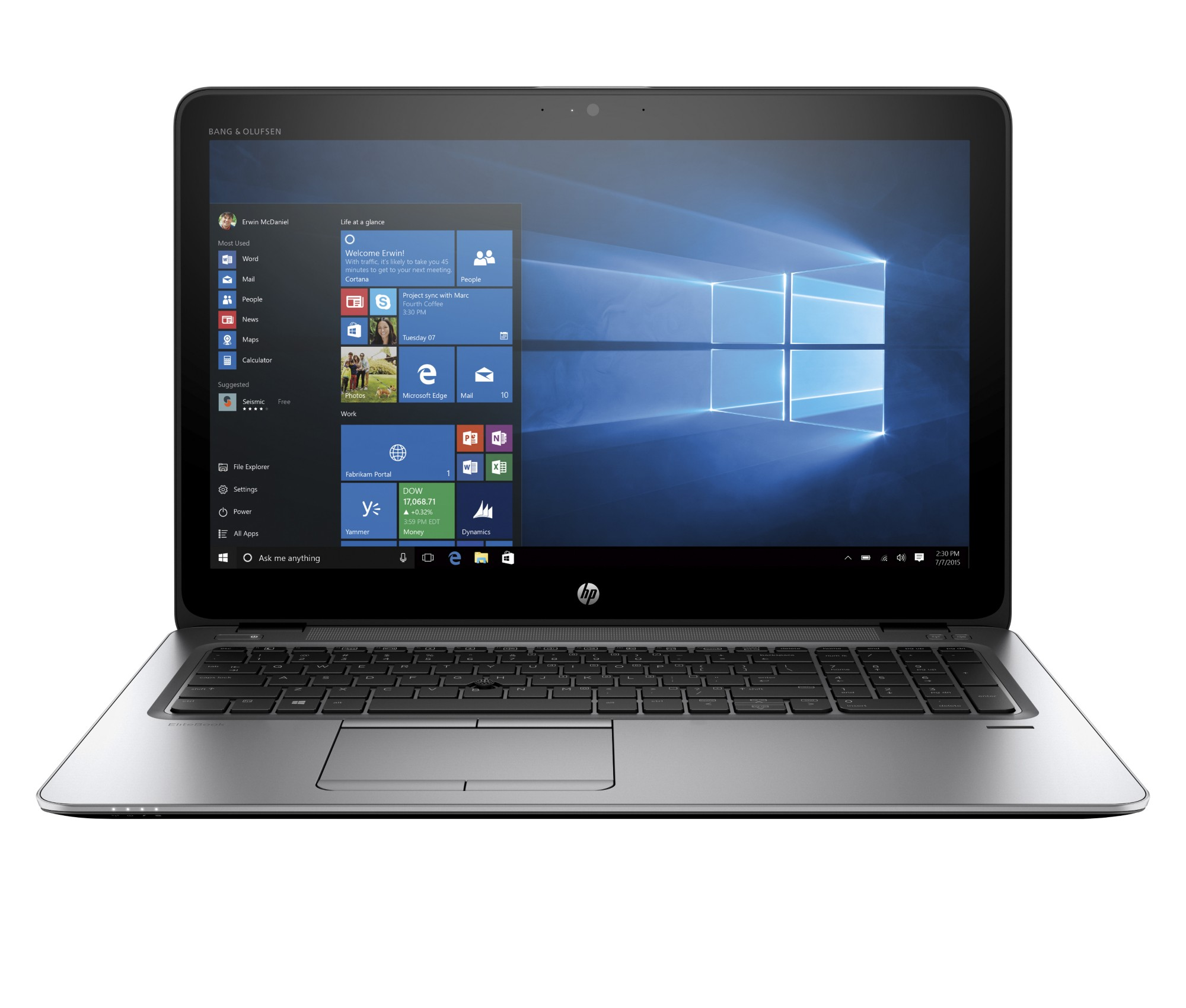 HP EliteBook 1040 G3 Notebook PC