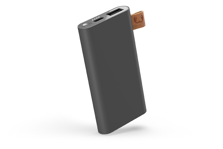 Fresh 'n Rebel 2PB3000SG batería externa Gris Polímero de litio 3000 mAh