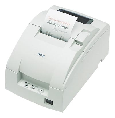 Epson TM-U220PD (002): Parallel, PS, ECW
