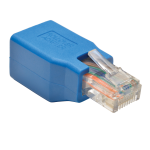 Tripp Lite Cisco Serial Console Rollover RJ45 M/F Adapter