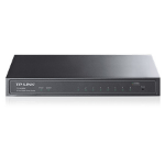 TP-LINK TL-SG2008 Managed Gigabit Ethernet (10/100/1000) Black network switch