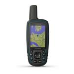 Garmin GPSMAP 64x GPS tracker Personal Black, Green 8 GB