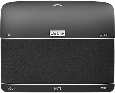 Jabra Freeway Mobile phone Bluetooth Black speakerphone